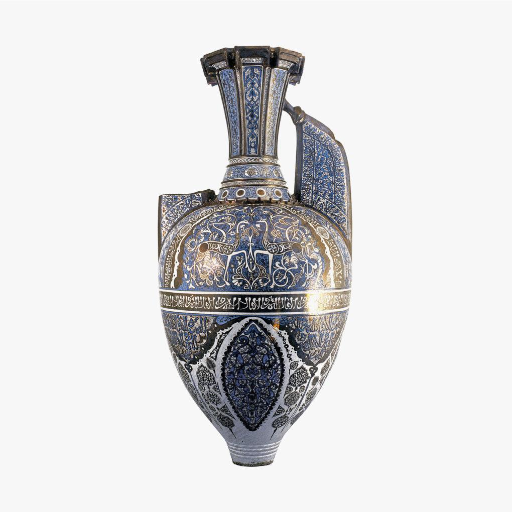 El Vaso de las Gacelas Nazari