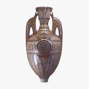 vaso nazari de las ojivas