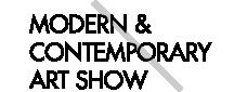 logo art show negro