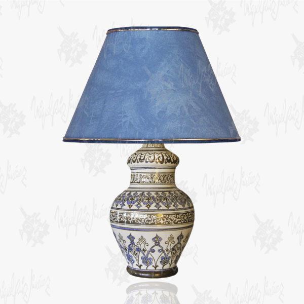 Lámpara con Atauriques nazari