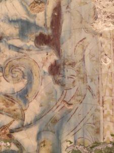 El azulejo Nazarí de Jaen